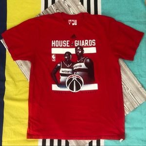 Adidas Washington Wizards T Shirt